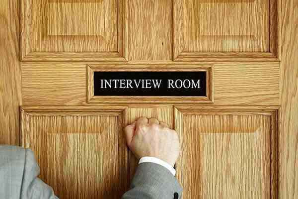 Job Interview Room